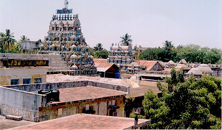 Lord Darbaraneswara Temple-Thirunallar