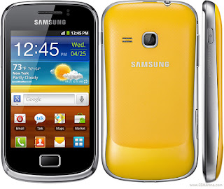 gambar samsung galaxy mini 2