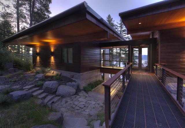 Nort Idaho Coeur D'Alene Residence