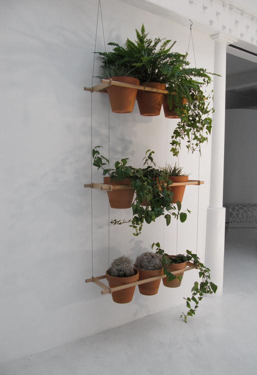 Maceteros Colgantes On Pinterest Hanging Planters