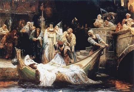 robertson lady shalott