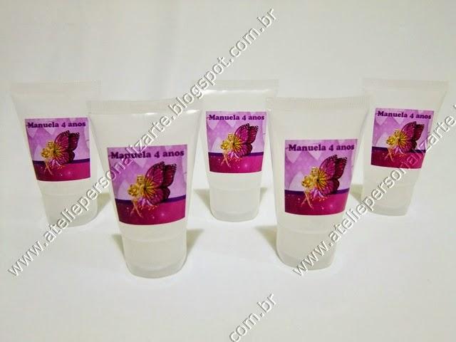 Lembrancinhas Personalizadas Barbie Butterfly - Bisnaguinhas