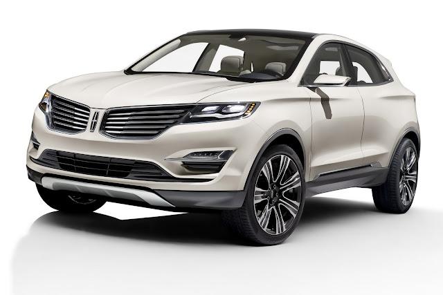Detroit Auto Show, Lincoln, SUV car, Concept, Lincoln MKC Concept