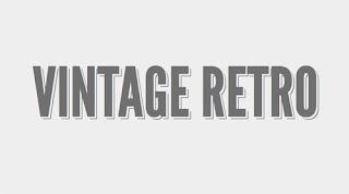 CSS3:Vintage / Retro yazı efekti