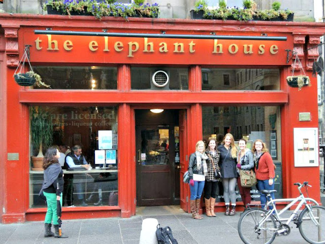 The Elephant House