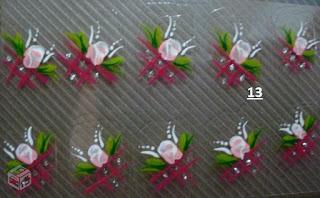 Adesivos Decorativos Para Unhas