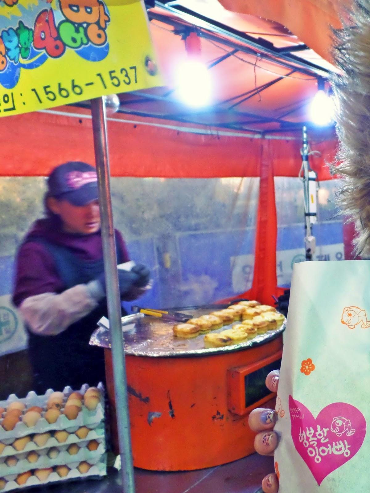 Sinchon Snack Street Food | meheartsoul.blogspot.com