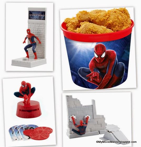 Spider-Man 2 Jollibee Toys