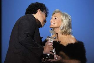 Glenn Close recibe el Premio Donostia a toda su carrera