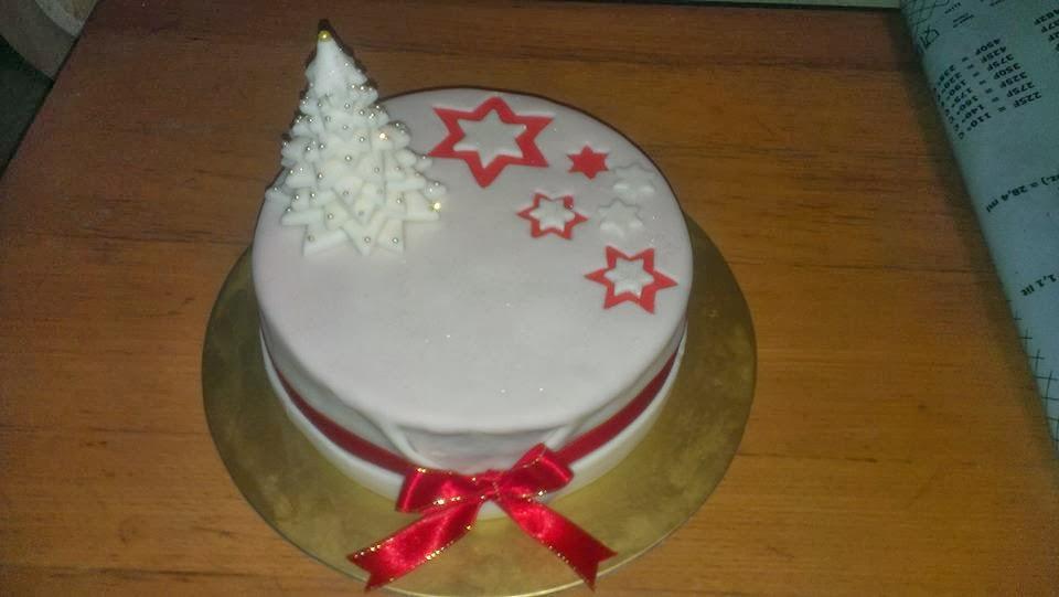 Vianočná torta 2