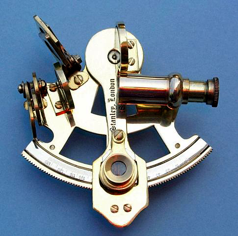who invented the first sextant
