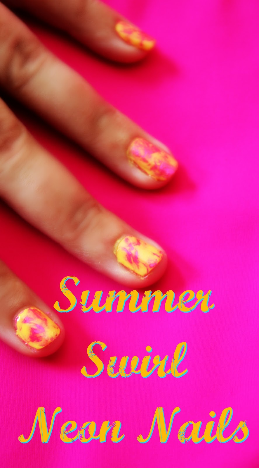 how to get tie dye off hands and nails