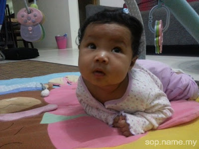 Baby Auni Meniarap