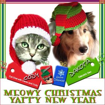 Happy Holidays, Cody and Dakota