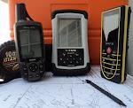 LASER DISTANCE & GPS garmin