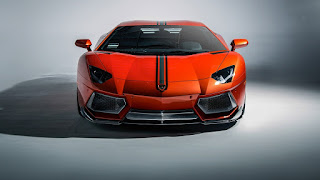 Vorsteiner Lamborghini Aventador Coupe