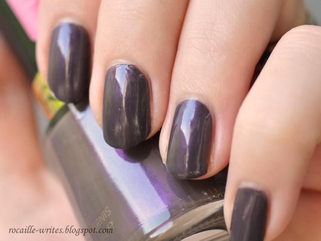 Rocaille Writes: A Month in Nail Polish: September & October