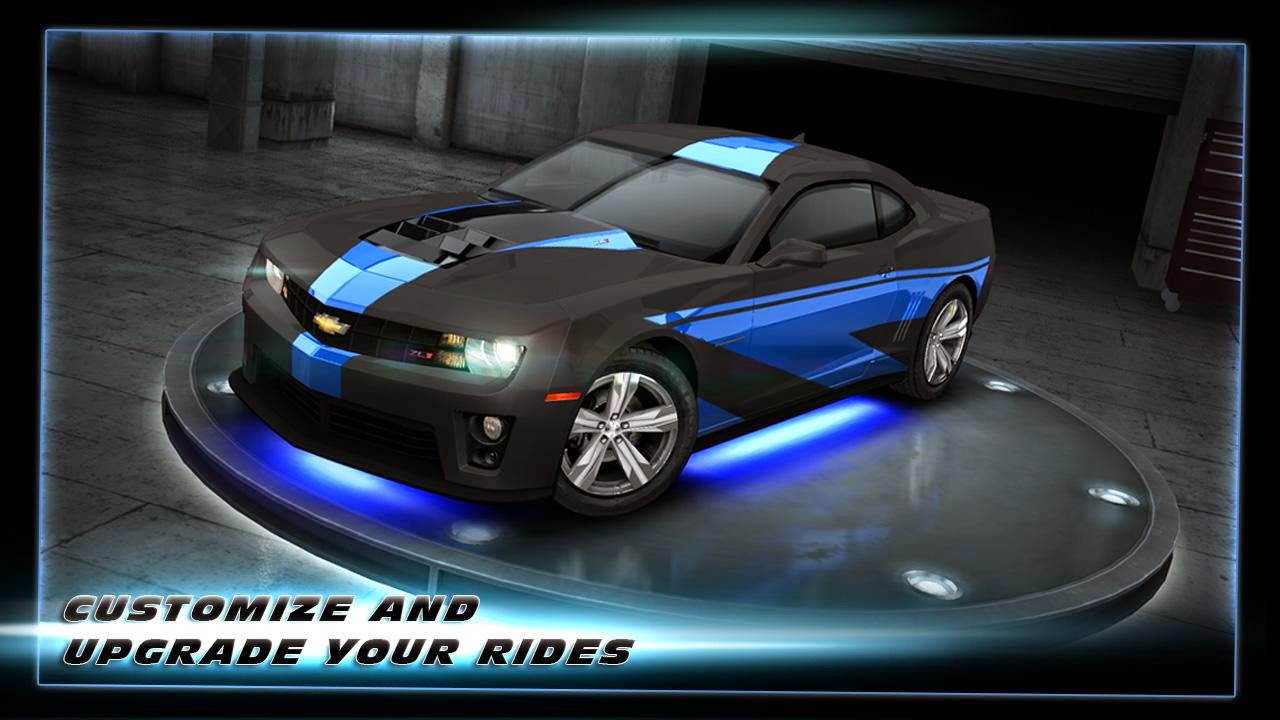 Fast & Furious 6: The Game V4.1.2 Mod Apk [Unlimited Money]
