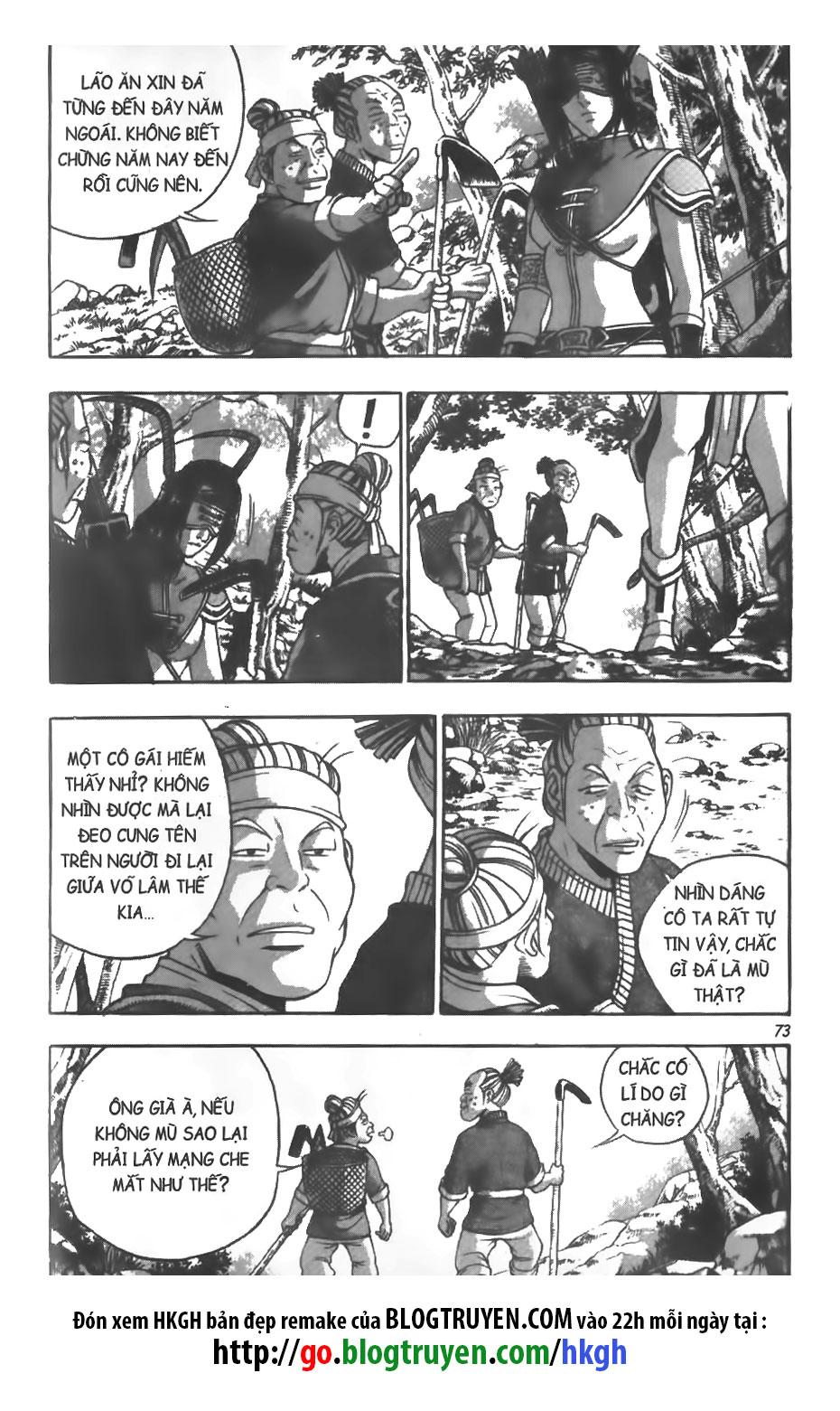 Hiệp Khách Giang Hồ - Hiệp Khách Giang Hồ Chap 273 - Pic 22