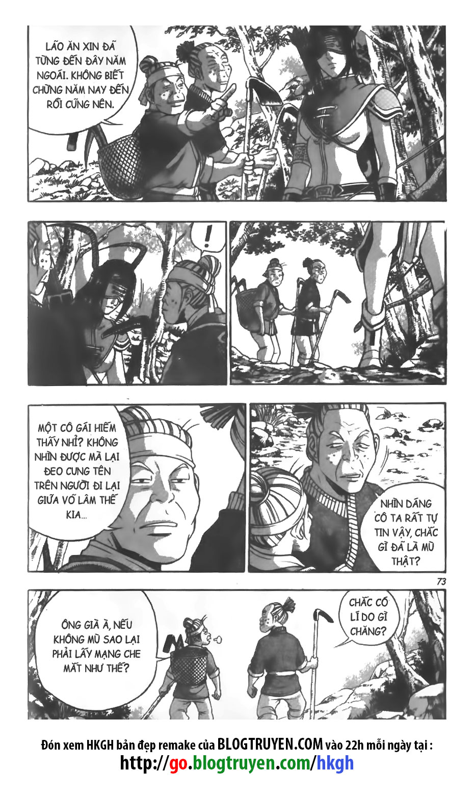 Hiệp Khách Giang Hồ chap 273 Trang 22 - Mangak.info