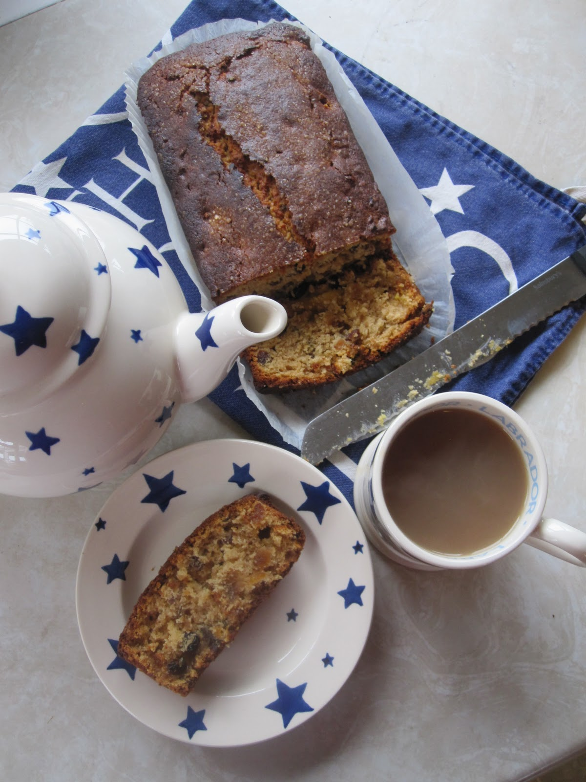 Food glorious food mincemeat and marzipan cake from 101 cakes and bakes by bbc good food forumfinder Gallery