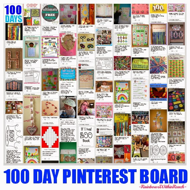 "Debbie Clement's Pinterest Board for ""100 Days"""