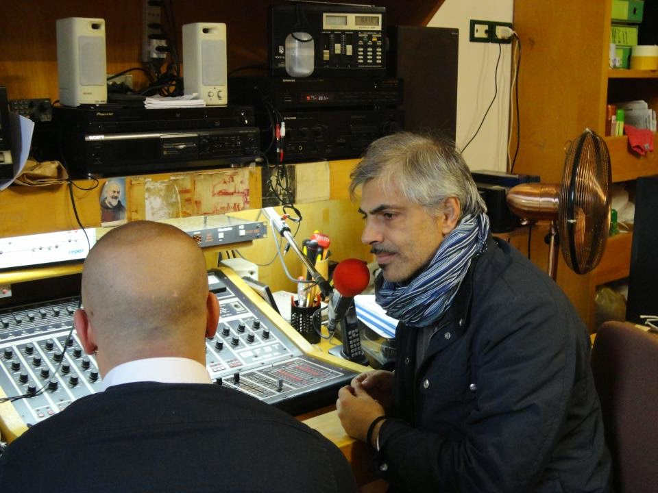 IO CASALESE IN ONDA SU RADIO ALCE - CASERTA