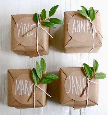 http://emmalinebride.com/decor/wrap-with-kraft-paper-12-brilliant-ways/