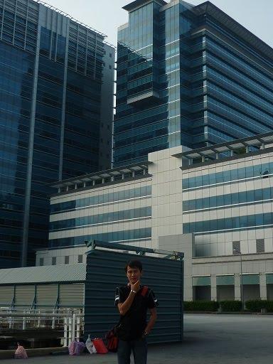 Pelabuhan Singapore
