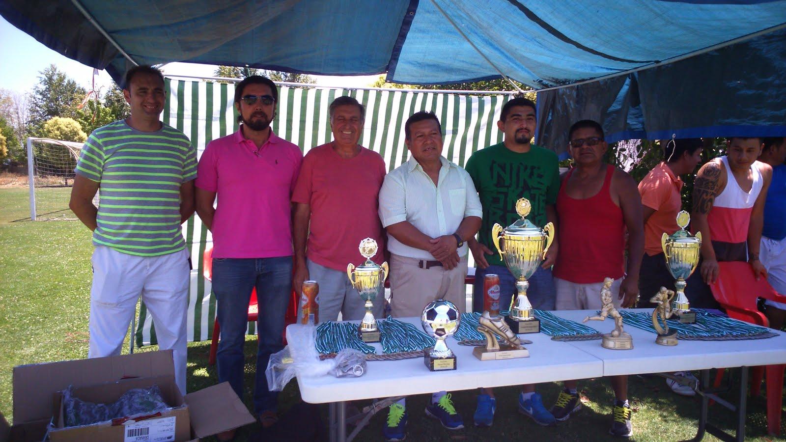 CAMPEONATO 2014 / 2015