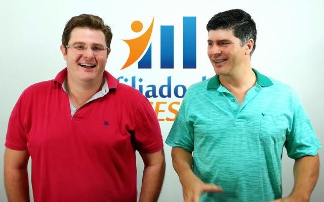 Dois Afiliados de Sucesso - Dani Edson e Wesley Pereira