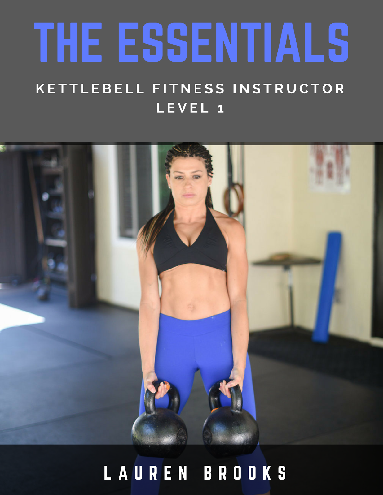 Essentials Kettlebell Workshop coming to you - Learn more - click on image