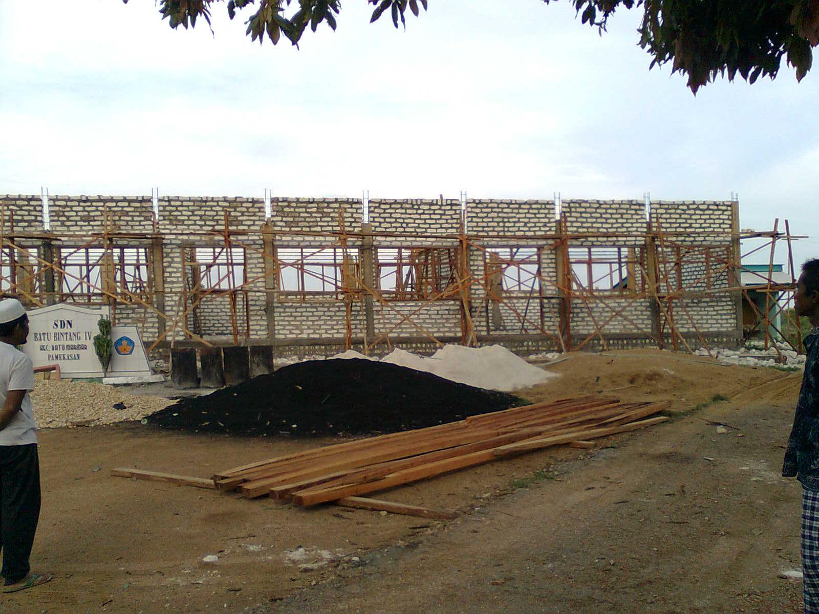 Pembangunan sekolah dasar negeri