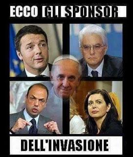 L'alto tradimento del governo italiano