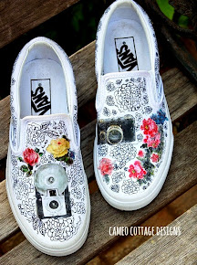 Vans Go To Photo Shooting Shoes