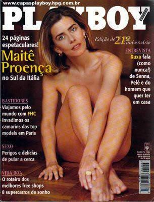 Maitê Proença - Playboy 1996