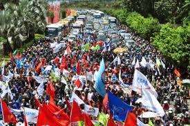 Ratusan Buruh Depok Siap Demo ke Jakarta