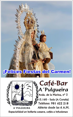 FELICES FIESTAS DEL CARMEN A TOD@S!!!
