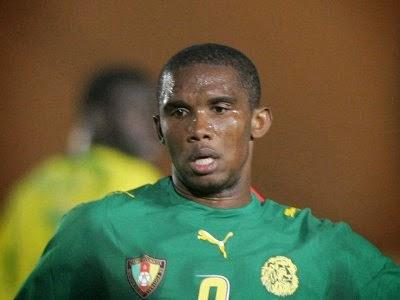 Everton sign Samuel Eto'o