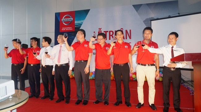 Nissan tổ chức sự kiện tri ân khách hàng trên toàn quốc
