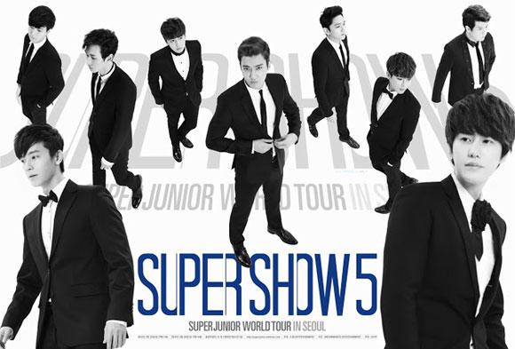 Super Junior ra mắt full-album tiếng Nhật đầu tiên