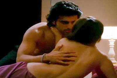 Arjun Kapoor's HOT SCENES In Aurangzeb Movie