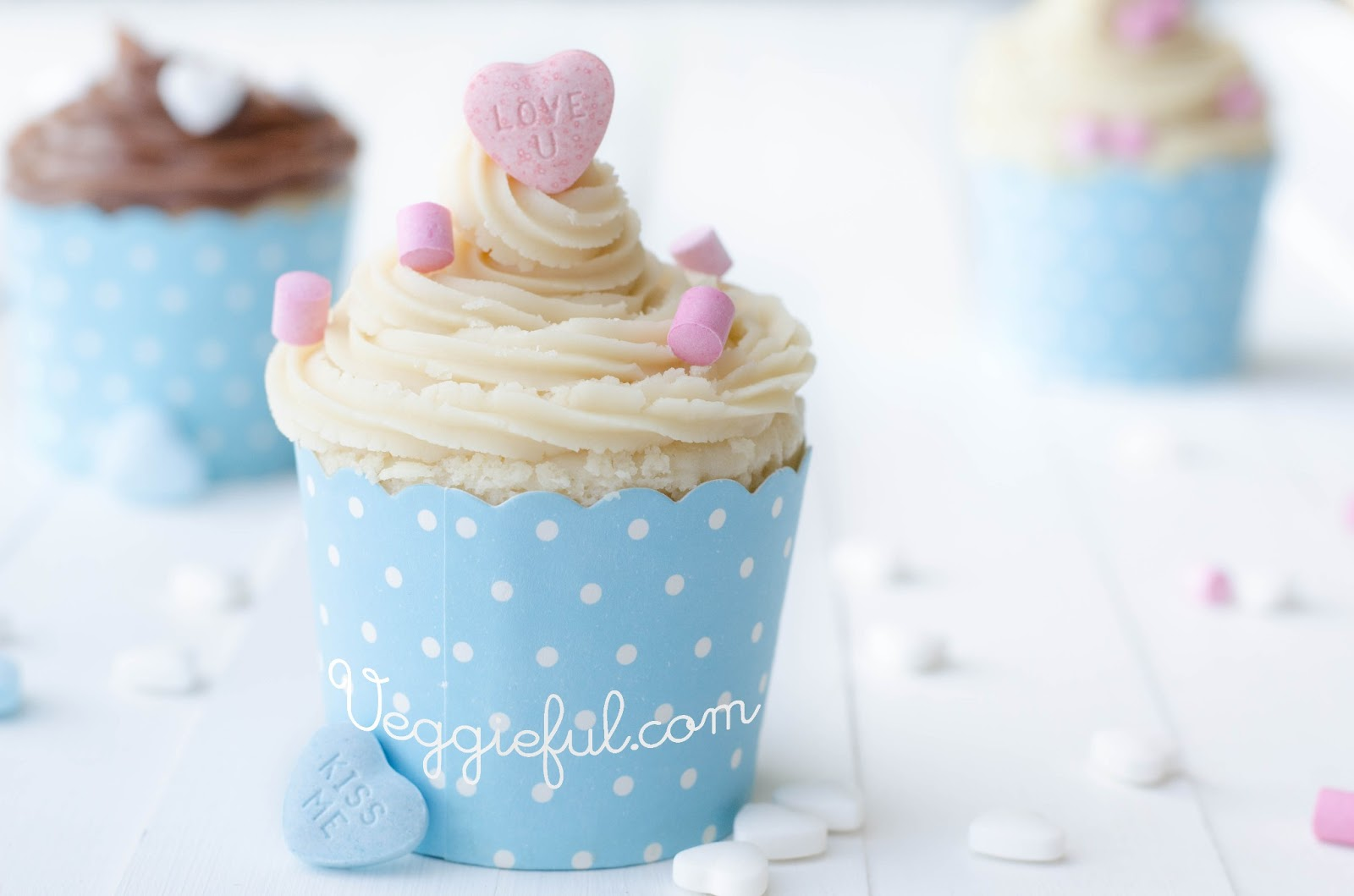 Cupcake frosting recipe for piping