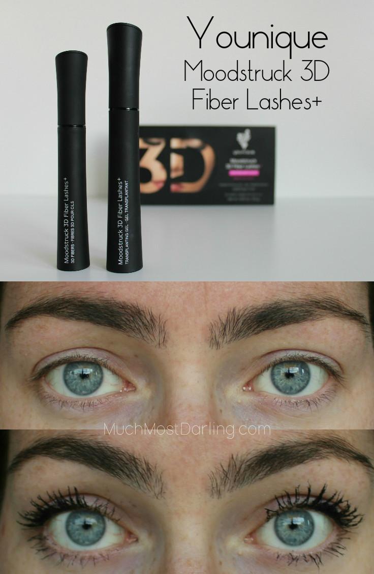 Younique Moodstruck 3D Fiber Lashes+ - Much.Most.Darling