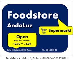 FoodStore Andaluz