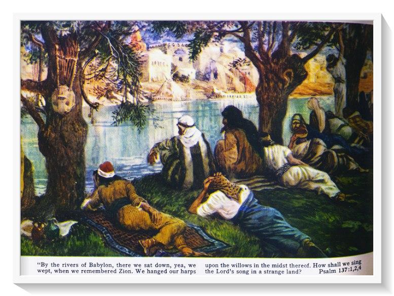 RIVERS OF BABYLON: Você sabia que essa música da era disco é o Salmo 137 da  Bíblia? - Vivendo Bem Feliz