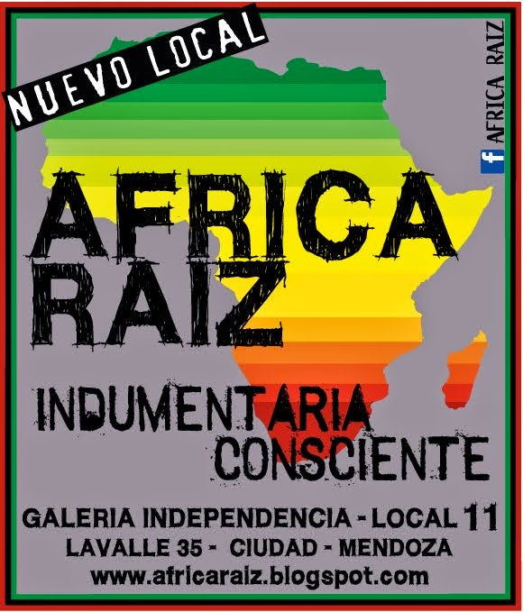 AFRICA RAIZ Indumentaria Consciente