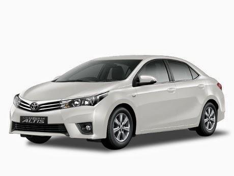 Mobil Toyota Terbaru di Tahun 2014