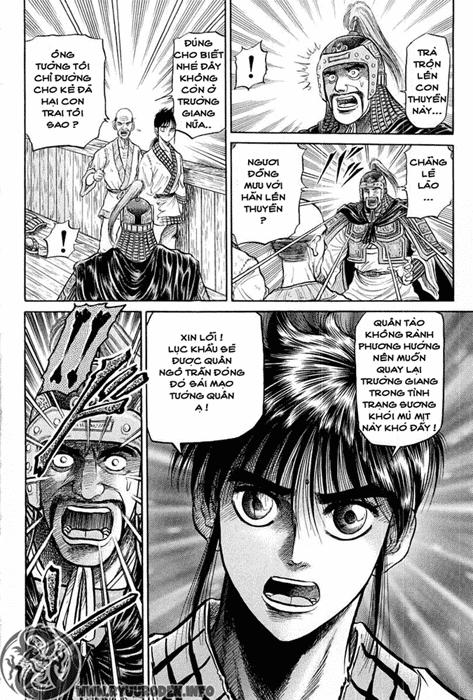 Chú bé rồng-Ryuuroden chap 37 Trang 37 - Mangak.info