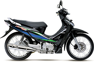 Harga Motor Honda Karisma Baru Bekas Second Spesifikasi